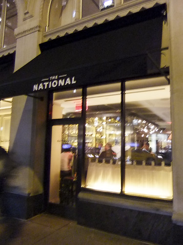 The National, Exterior