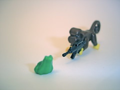 Death of a Frog (The Mimed One) Tags: lego frog math simple moc