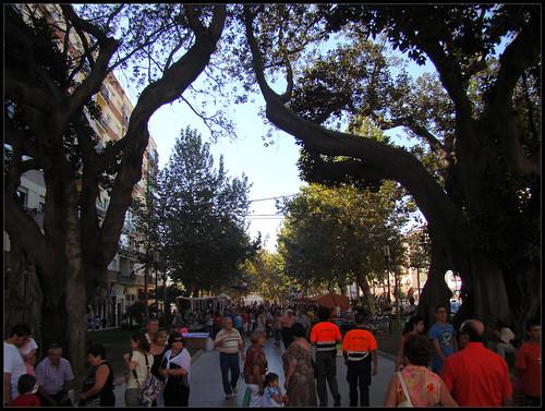 Parque de Andalucía, Velez-Málaga