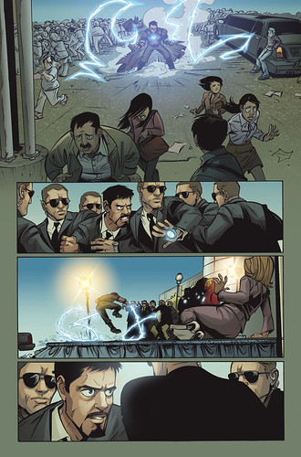 Ultimate Spider-Man #150 sample page 1