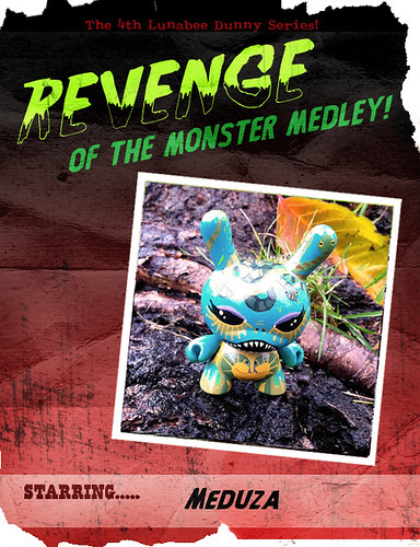 Meduza : Revenge of the Monster Medley!