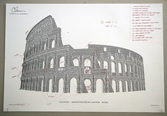Colosseo notes (Cameron Moll) Tags: