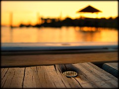 Sunset Bokeh (Nailed) (FlipMode79) Tags: sunset macro landscape photography nc day bokeh clear wilmington dockside hss intracoastalwaterway hcs mywinners tuesdaysgone bestofmywinners sliderssunday flipmode79
