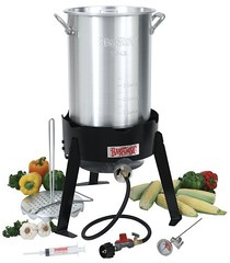 Bayou Classic 9195 Turkey Fryer Kit
