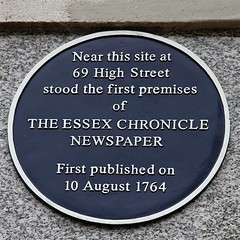 Photo of Blue plaque number 3496