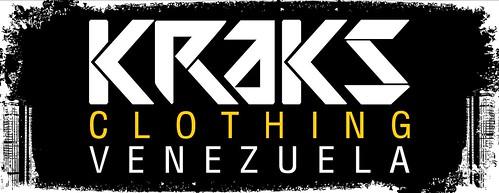 KraKs clothing VENEZUELA presenta: