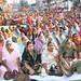 Rashtriya swayamsevak sangh Dharna , dharna pradarshan, RSS,VHP, dr mohan bhagwat, anti hindu media, protests, truth, sangh, BJP, Hinduism, Hindutva, India,