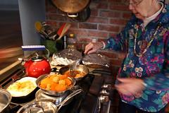 Thanksgiving sweet potatoes 074