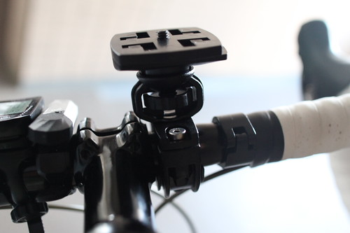 リヒター・カメラ・ビデオ車載用バイクマウント