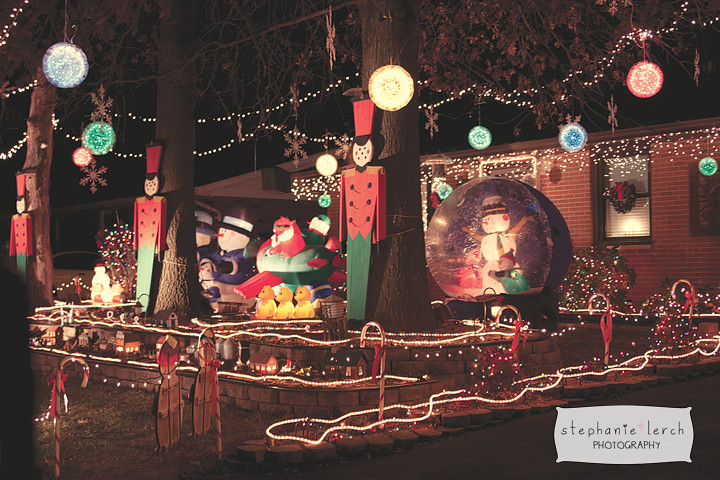 My Fav Christmas House