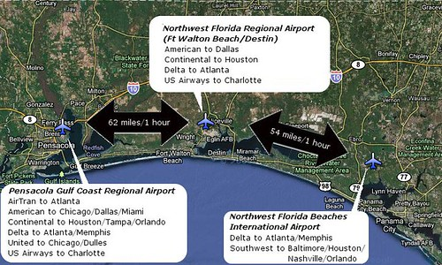 Florida Panhandle Airports