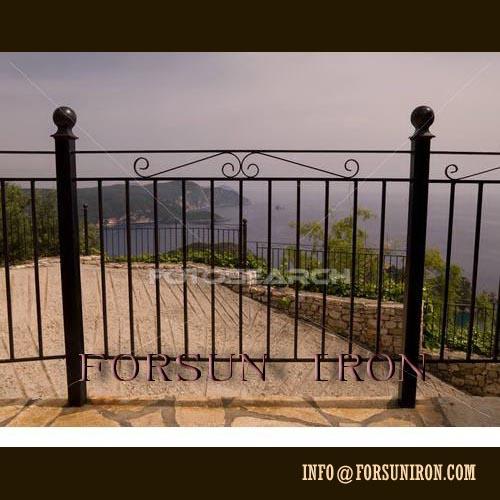 galvanized stteel fence FSW-199