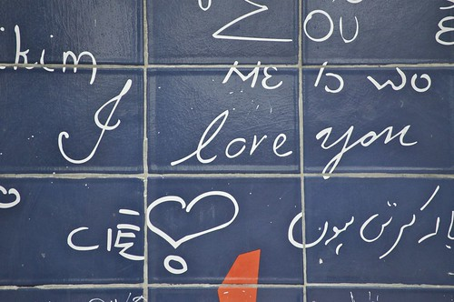 Love Wall, Montmartre