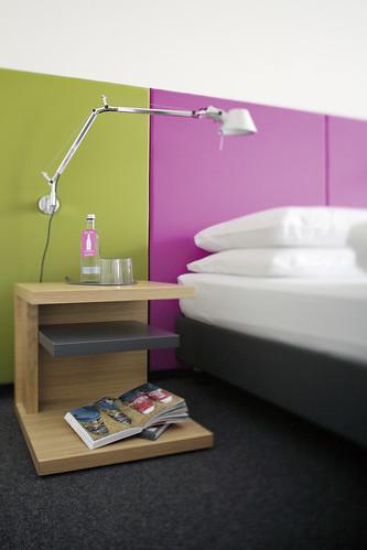 Standard Zimmer im 4 Sterne Hotel Otto in der Nähe vom Kurfürstendamm