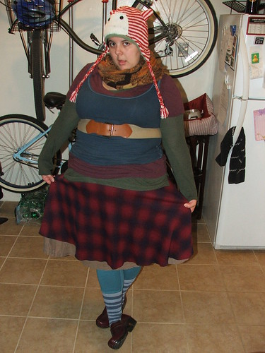 marina martinez, fat fashion, what I wore, http://www.marinarosemartinez.com