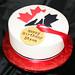 Canadian Gold Medal Cake