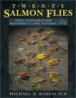 Twenty Salmon Flies