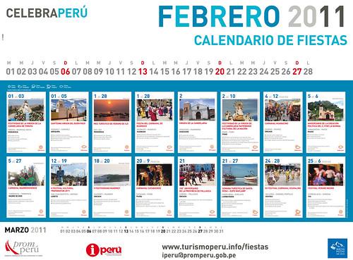 de Perú - Febrero 2011