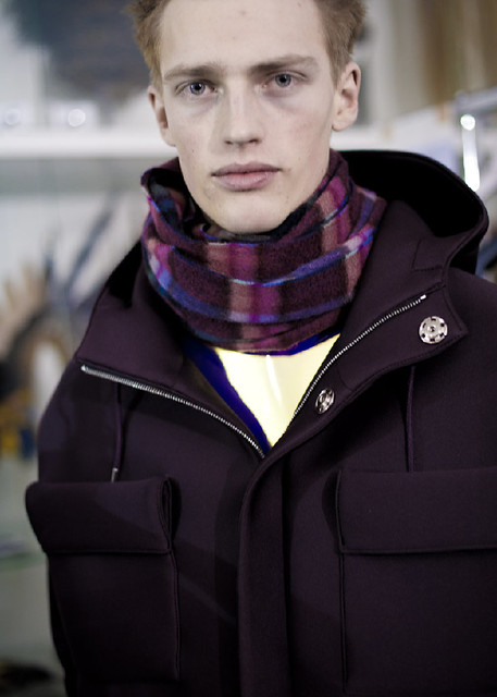 Victor Nylander3033_FW11_Paris_Raf Simons(Dazed Digital)