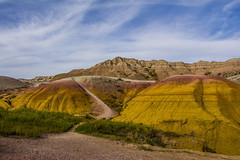 Badlands I (phillimi51428) Tags: south dakota badlands custer state park national exploration digital color selection milesphillipsphoto
