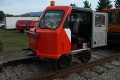 100_3305 (primemover88) Tags: speeder railcar excursion narcoa elkins wv west virginia durbin greenbrier valley railroad