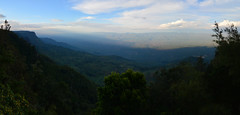 Night is falling on the Rift Valley (supersky77) Tags: kerio valley rift valle samich kenya escarpment scarpata tramonto sunset dusk crepuscolo