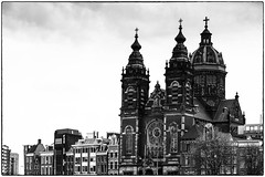 June 30, 2017.jpg (pavelkhurlapov) Tags: clouds cathedral monochrome huge buildings architecture