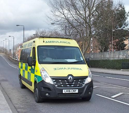 Ambulance - LK16CNY
