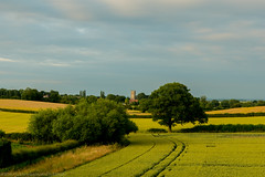 Photo of England from the A1 Roadside ..