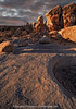 Escalante Desert Sunset (Utah Images - Douglas Pulsipher) Tags: escalante canyons desert erosion eroded erode geology geological sandstone rocky wilderness isolated glencanyonnationalrecreationarea wild unspoiled adventure hike hiking recreation recreational destination