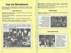 1968 Disneyland Guide Book (Stabbur's Master) Tags: disneyland disneylandguidebook 1968disneylandguidebook 1960sdisneyland 1960s losangeles amusementpark themepark disneylandmainstreet adventureland neworleanssquare