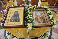 036. The Feast of Saint John, Wonder-worker of Shanghai and San Francisco in Adamovka Village / Свт. Иоанна Шанхайского в Адамовке 02.07.2017