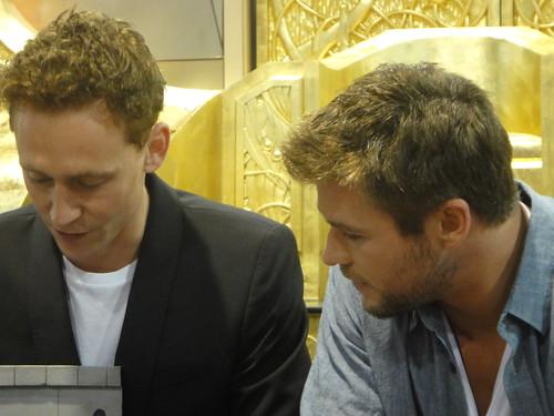 Thor Signing