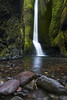 Oneonta Gorge [now edited, again] (posthumus_cake (www.pinnaclephotography.net)) Tags: summer vacation usa green nature water rock oregon creek canon river landscape waterfall moss rocks stream july canyon pacificnorthwest 5d gorge canonef1740mmf4lusm 1740 columbiarivergorge slotcanyon 1740l oneontagorge canoneos5d oneontacreek cascadesrange