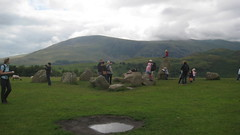 Castlerigg Stone Circle, outside Keswick