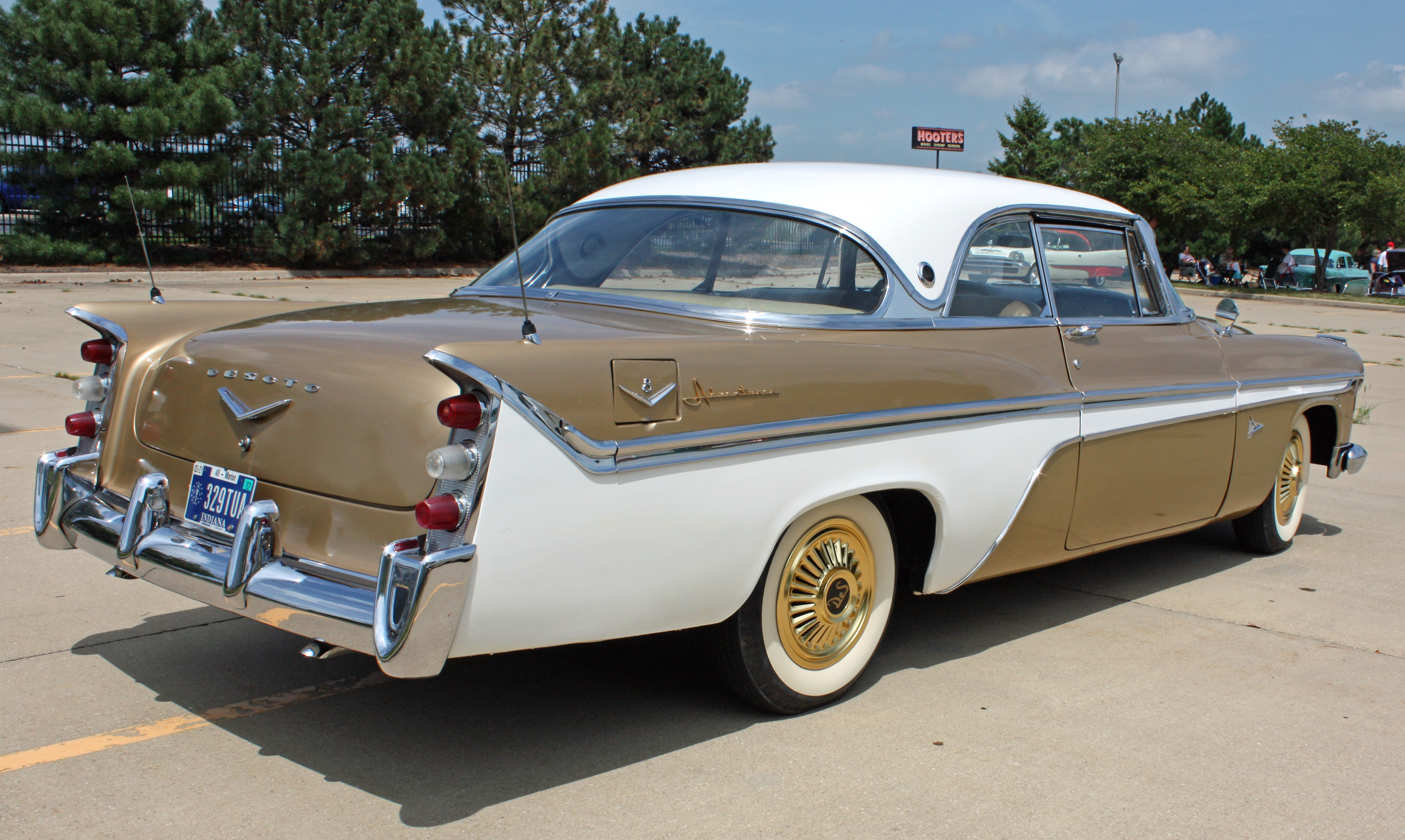 1956 DeSoto Adventurer Coupe