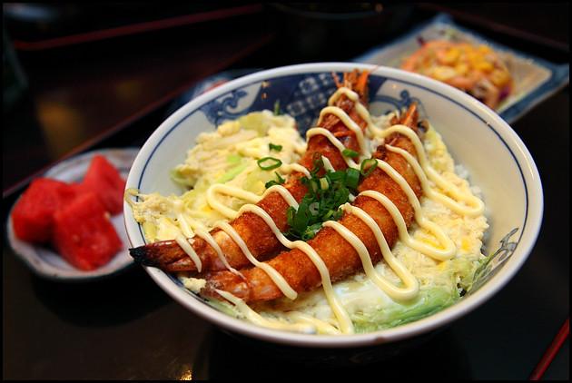 fried-prawn-rice