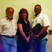 Larry Losciale, Michelle D'Aiuto, Randy Taylor at FSPA state Board meeting
