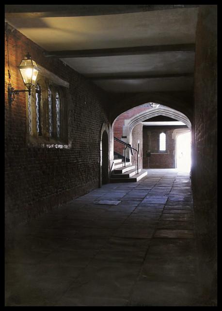 Tudor corridor