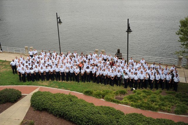 Coast Guard participants at 2010 ANSO NNOA Conference