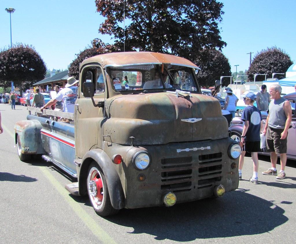 36 Dodge Coe Truck Autos Post