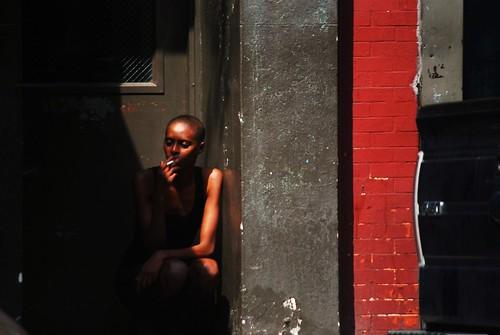 Closet Smoker