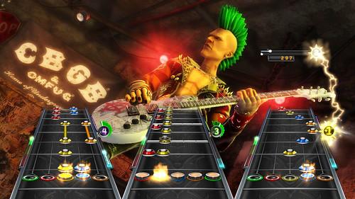 Guitar Hero Warriors of Rock - CBGBs