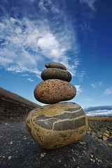 Balancing Act (sputnik374) Tags: scotland nikon rocks troon ayrshire sigma1020mm 10mm d40x ayrshirecoast