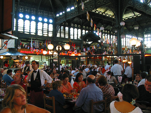 Mercado Central - Santiago