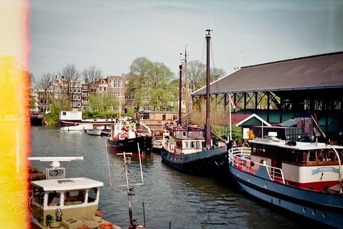 Amsterdam boats, Entrepotdok