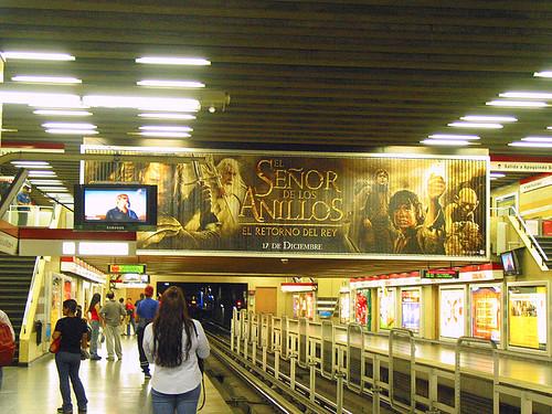 Metro - Santiago