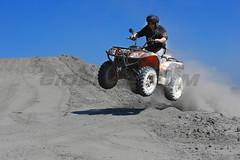 GIO 4x4 Rock Liner ATV 500cc - Launching in the Air (VVTECRACING) Tags: honda flying jump 4x4 action quad gio yamaha atv jumps xtreme kawasaki intheair actionshot fourwheeler quads atvs