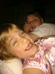 Sleepover - watched Tooth Fairy