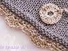 summer sweater-particular (lilla1966) Tags: sweater knitting crochet cotton lamè